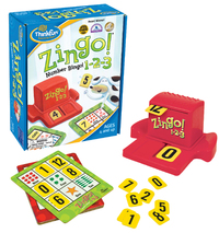 Thinkfun - Zingo! 1,2,3 Game image