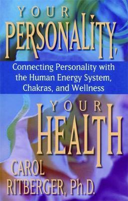 Your Personality, Your Health by Carol Ritberger image