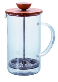 Hario French Press Olive Wood - Large (600ml)