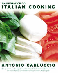 An Invitation to Italian Cooking by Antonio Carluccio image