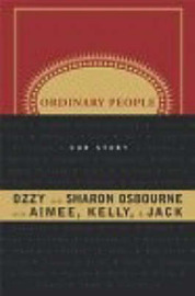 Ordinary People: Our Story by Ozzy Osbourne image