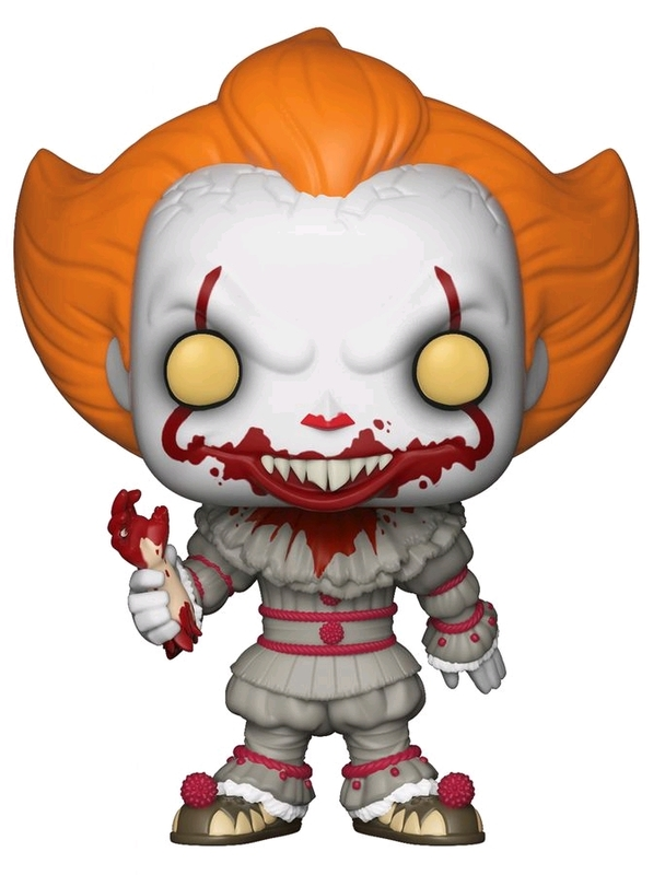 Pennywise With Severed Arm Pop Vinyl Figure At