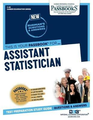 Assistant Statistician by National Learning Corporation