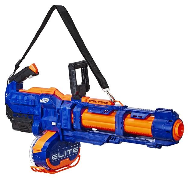 Nerf: N-Strike Elite - Titan CS-50 Blaster