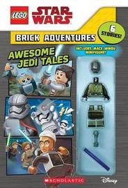 Awesome Jedi Tales (LEGO Star Wars: Brick Adventures with Minifigure) image
