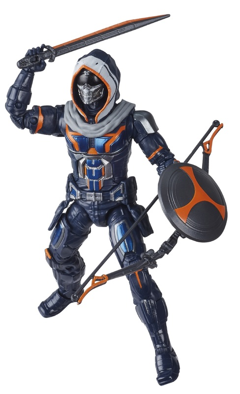"Marvel Legends: Taskmaster - 6"" Action Figure"