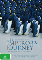 The Emperor's Journey on DVD