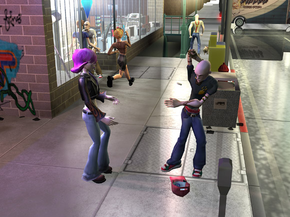 The Urbz: Sims in the City for GameCube image