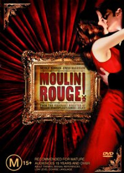 Moulin Rouge (New Packaging) on DVD