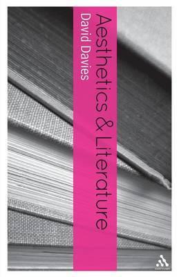 Aesthetics and Literature by David Davies image