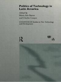 The Politics of Technology Policy in Latin America image