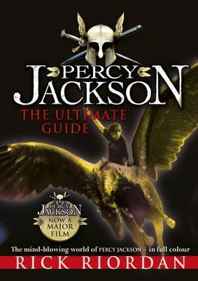 Percy Jackson: The Ultimate Guide by Rick Riordan image