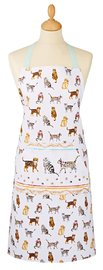 Cooksmart Apron - Cats On Parade