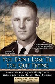 You Don't Lose 'til You Quit Trying by Sammy
