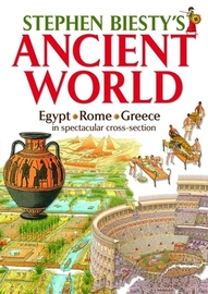 Stephen Biesty's Ancient World by Stephen Biesty image