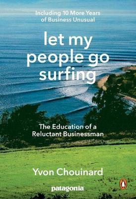 Let My People Go Surfing by Yvon Chouinard image