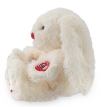 Kaloo: Ivory White - Small Plush (19cm) image
