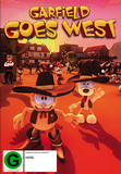 Garfield The Cat: Goes West DVD