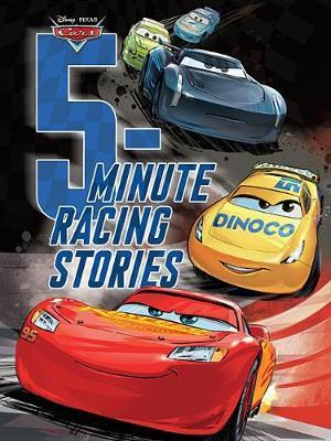5-Minute Racing Stories by Disney Book Group