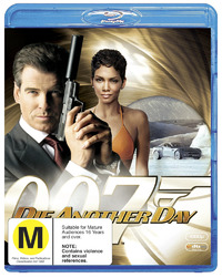Bond: Die Another Day on Blu-ray image