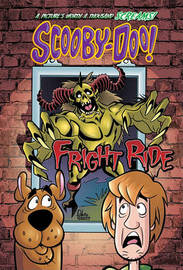 Scooby-Doo in Fright Ride by John Rozum image