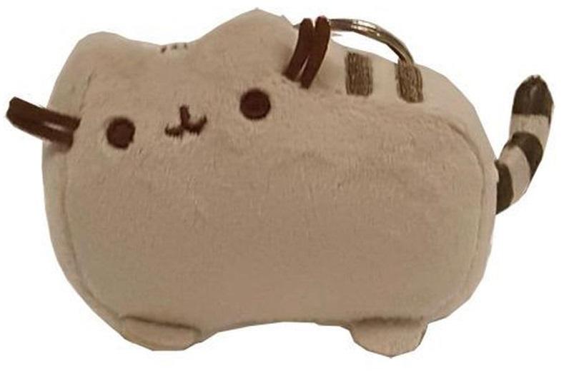 Pusheen the Cat 3D Keyring image