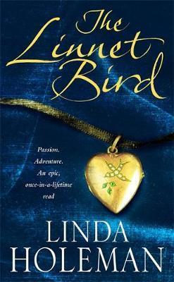 The Linnet Bird by Linda Holeman image