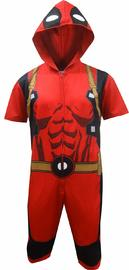 Deadpool Cropped Union Suit (M)