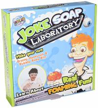 Wild Science: Joke Soap Lab - Body Parts