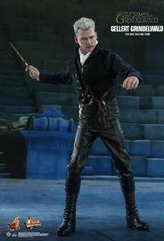 "Fantastic Beasts: Gellert Grindelwald - 12"" Articulated Figure image"