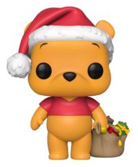 Disney: Holiday Winnie the Pooh - Pop! Vinyl Figure