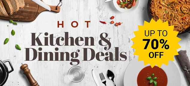 HOT Kitchen & Dining Deals!