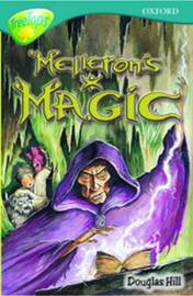 Oxford Reading Tree: Level 16: Treetops Stories: Melleron's Magic by Susan Gates image