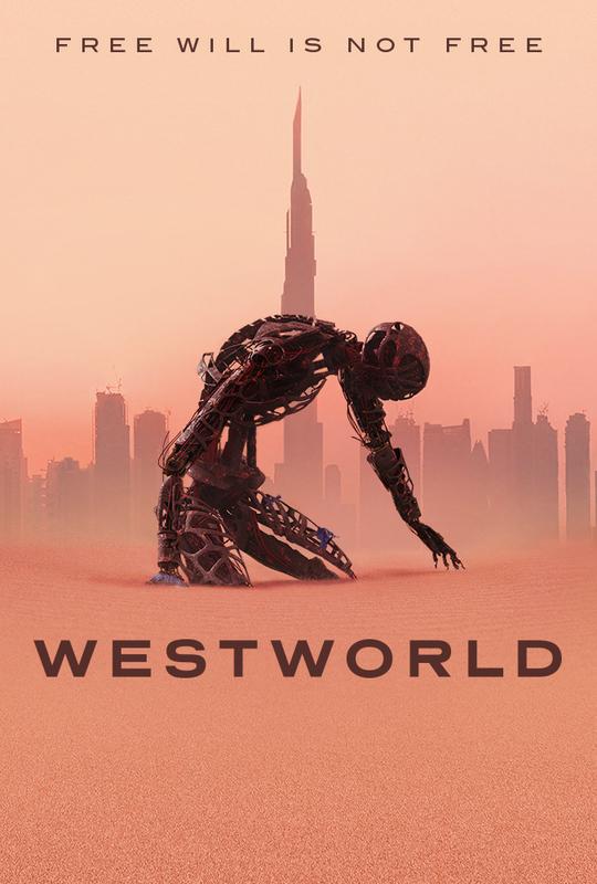 Westworld: Season 3 on DVD