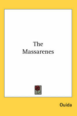 The Massarenes by Ouida image