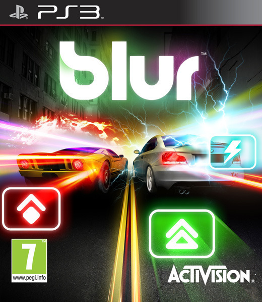 Blur for PS3
