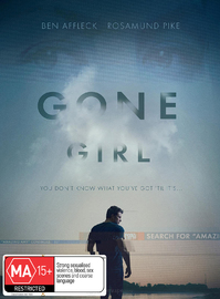 Gone Girl on DVD