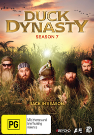 Duck Dynasty - Season Seven on DVD