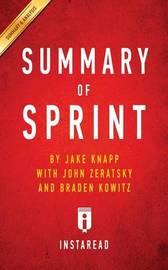 Summary of Sprint by Instaread Summaries