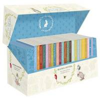 The World of Peter Rabbit - the Complete Collection of Original Tales 1-23 by Beatrix Potter