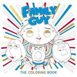 Family Guy: The Coloring Book by Titan Books