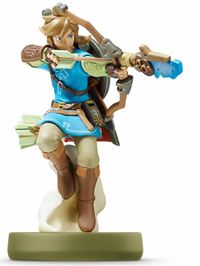 Nintendo Amiibo Link (Archer) - Zelda Collection for Nintendo Switch