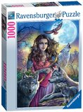 Ravensburger: Protector of Wolves -1000pc Puzzle