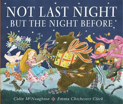 Not Last Night But the Night Before by Colin McNaughton