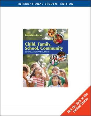 Child, Family, School, Community by Roberta Berns image