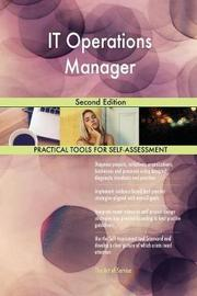 It Operations Manager Second Edition by Gerardus Blokdyk image