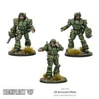 Konflikt 47: US Armoured Officer