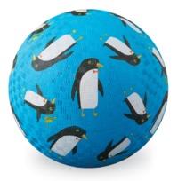 "Crocodile Creek: 7"" Playground Ball - Penguins"