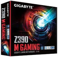 Gigabyte Z390 M Gaming Motherboard image