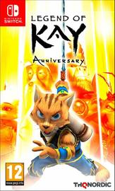 Legend of Kay Anniversary Edition for Switch